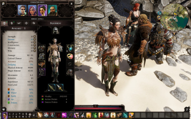 Smoother (Female) Elf Skin