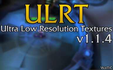 (DISCONTINUED) Ultra Low Resolution Textures