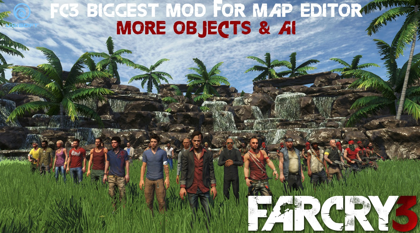 Far Cry Blood Dragon Map Editor At Far Cry 3 Nexus Mods And