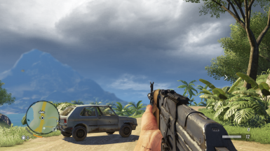 Paradise - A Visual Mod For Far Cry 3