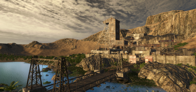 Red Dead Mines