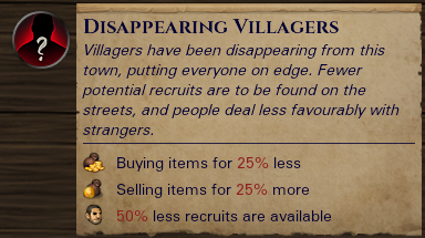 Settlement Situation Tooltips