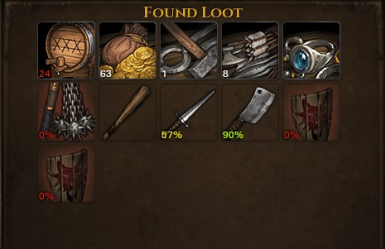 Salvage Named Items