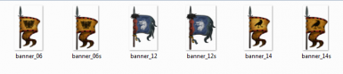 Banners modifications