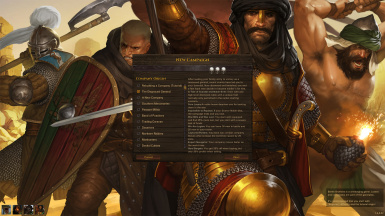 The disgraced General - A Custom Starting Scenario for Battle Brothers