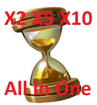 TIME X ALL IN ONE