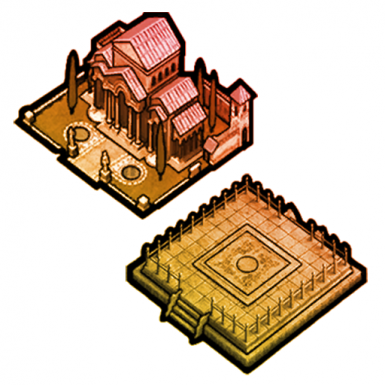 Radiant Additional Base Buildings