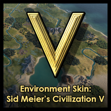 Environment Skin Sid Meier's Civilization V