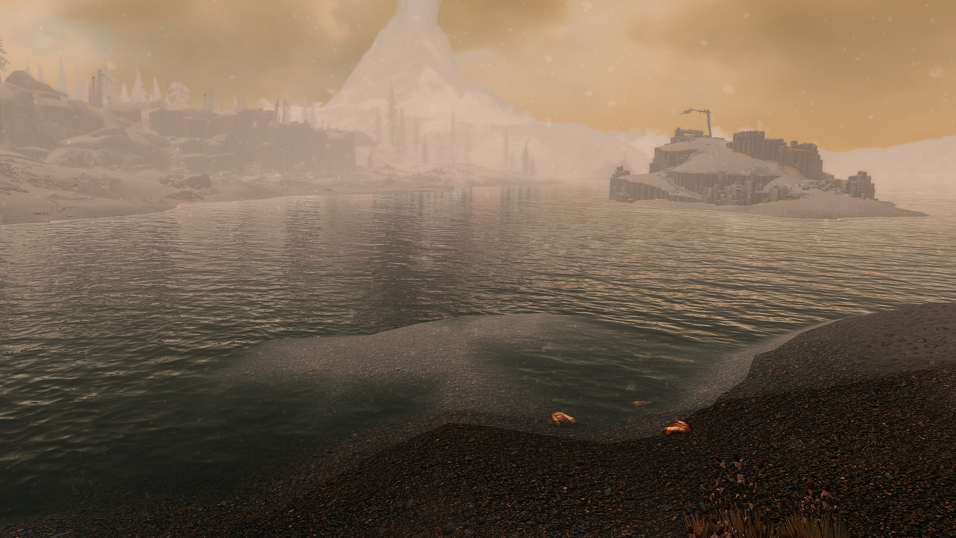 Water's Edge Fix at Skyrim Special Edition Nexus - Mods and Community