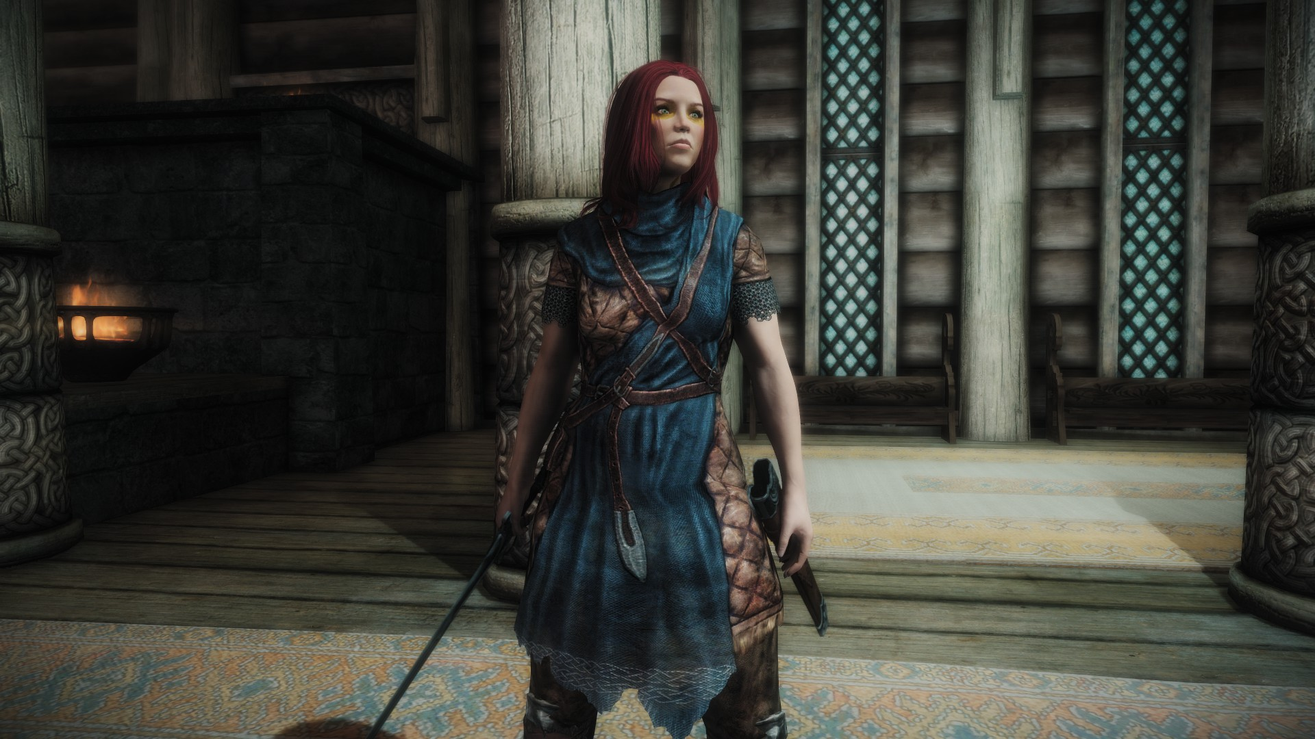 How to Use CBBE or UNP with Mods to Create Player Characters