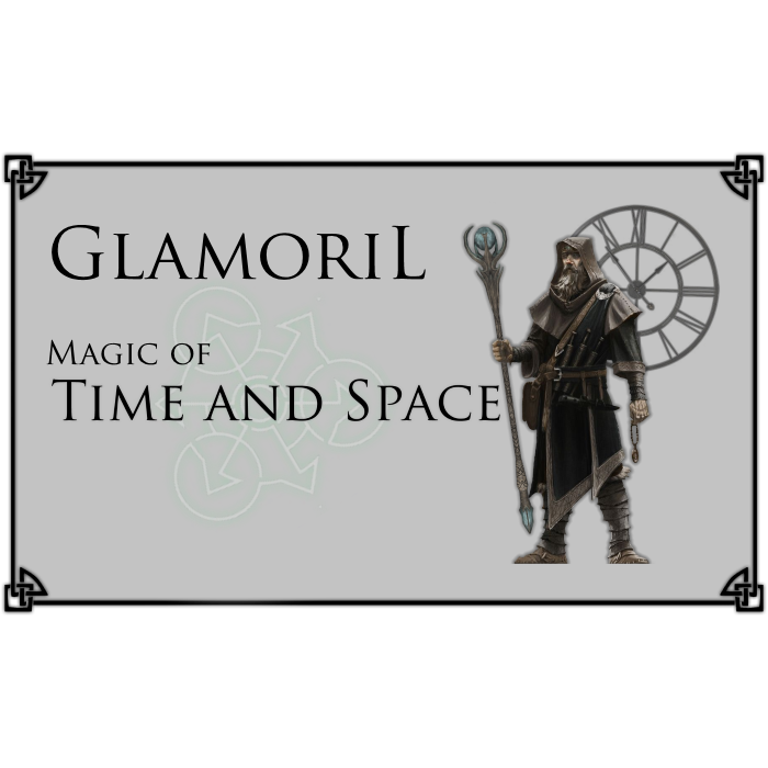 The Glamoril - Magic of Time and Space at Skyrim Special