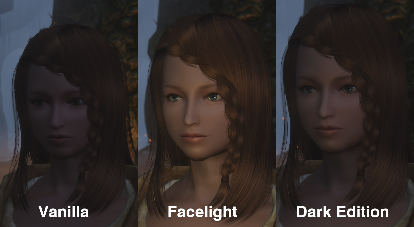 Face Light SE at Skyrim Special Edition Nexus - Mods and