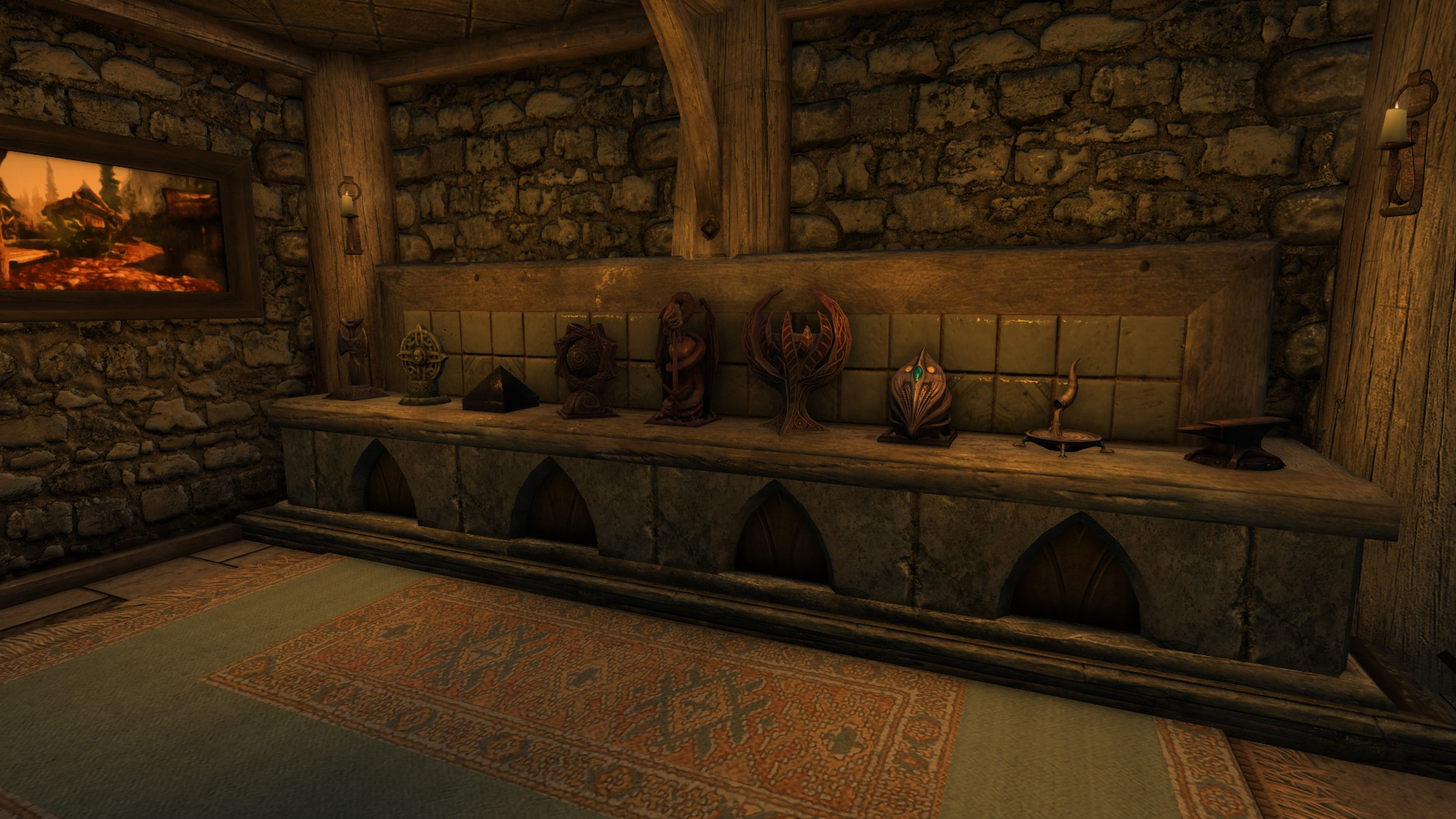 Fellkreath Cottage Build Your Own Home At Skyrim Special
