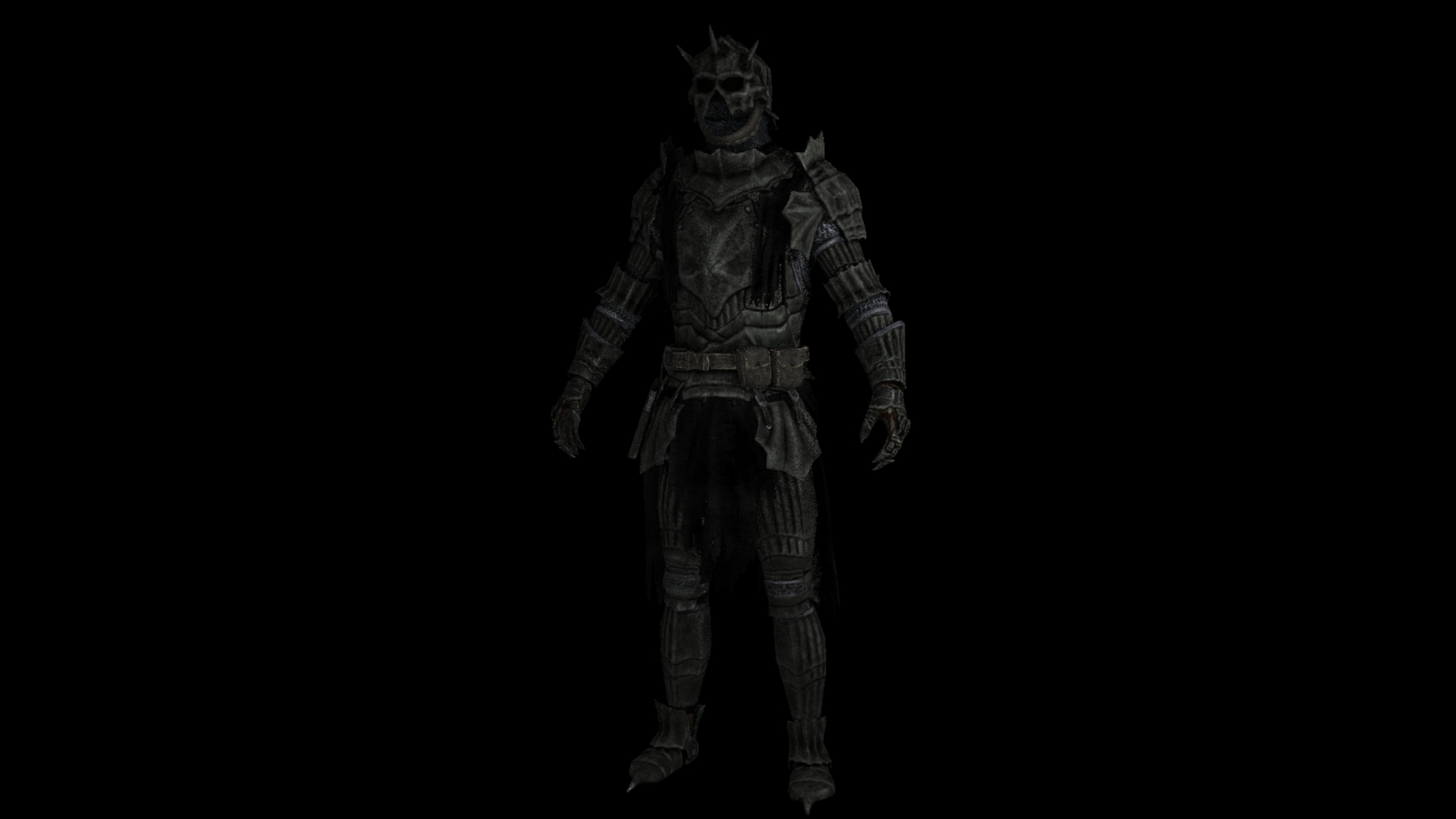 Reaper Paladin Armor Set at Skyrim Special Edition Nexus - Mods and Community