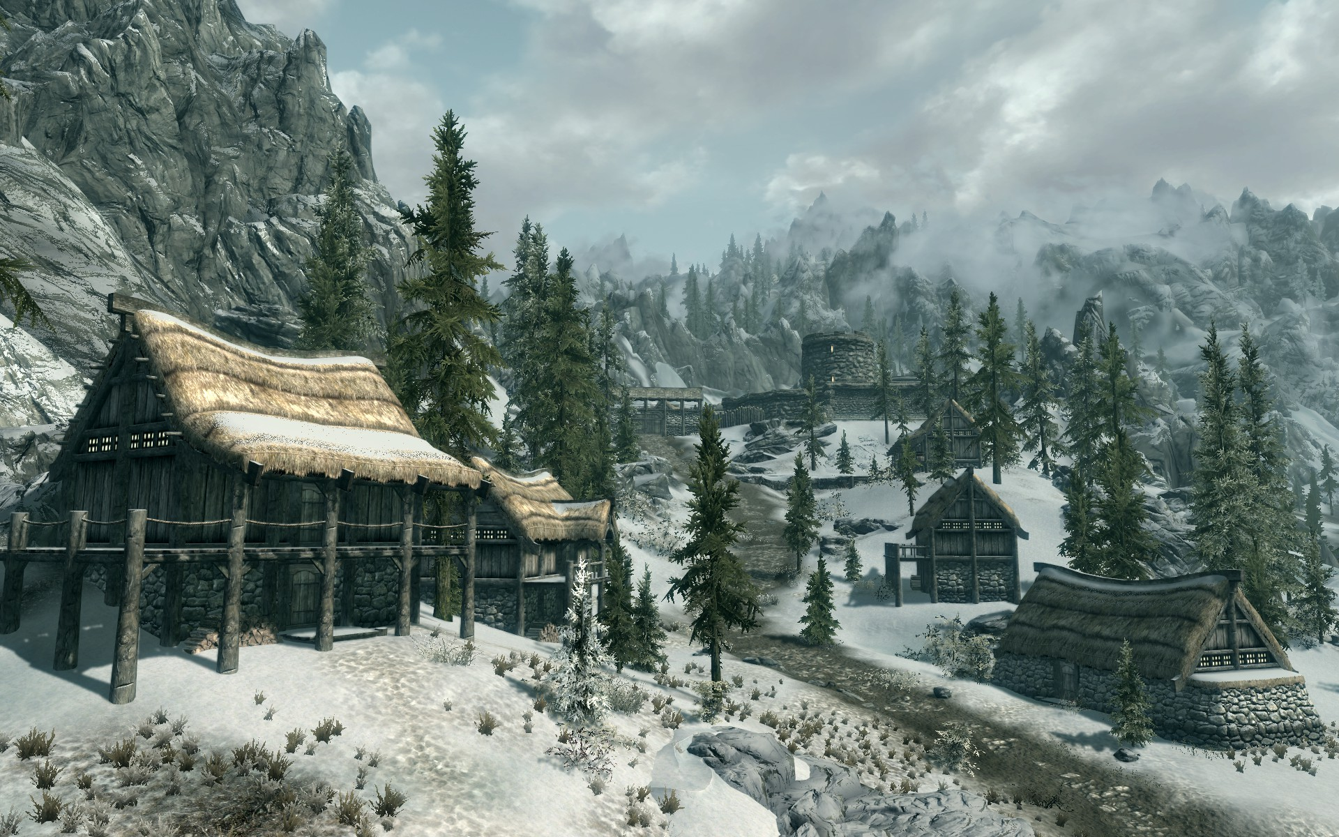 how to fix skyrim special edition after loading