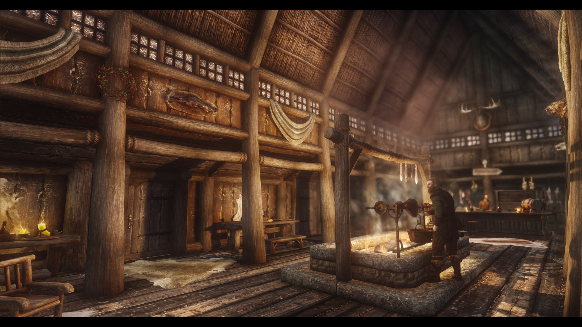 JK's Sleeping Giant Inn - Spanish Translation at Skyrim Special Edition  Nexus - Mods and Community