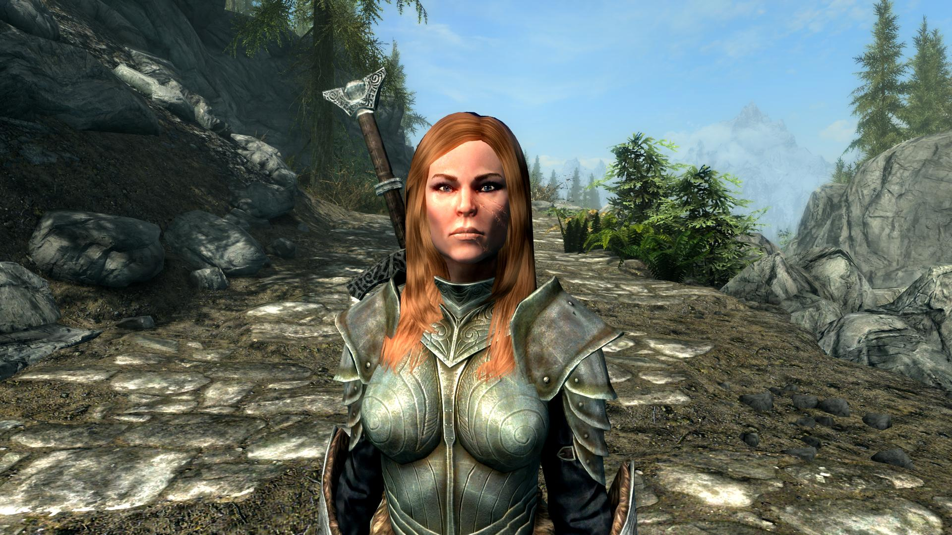 Rule 34 skyrim girls softcore clips
