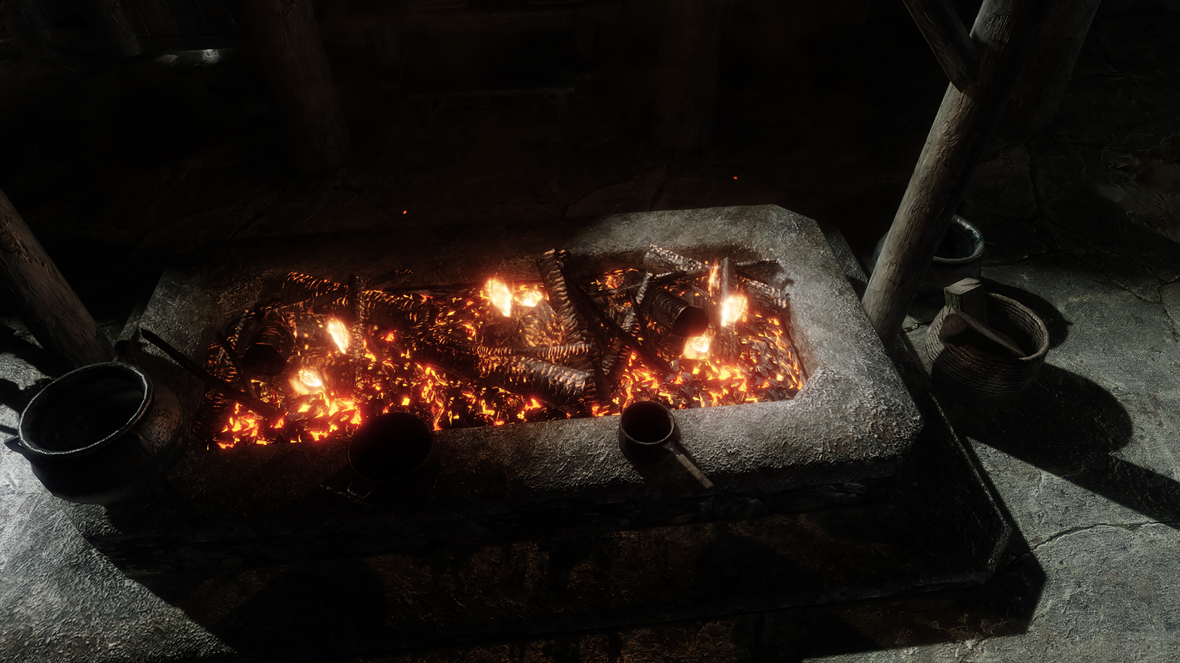 Embers Hd At Skyrim Special Edition Nexus Mods And Community
