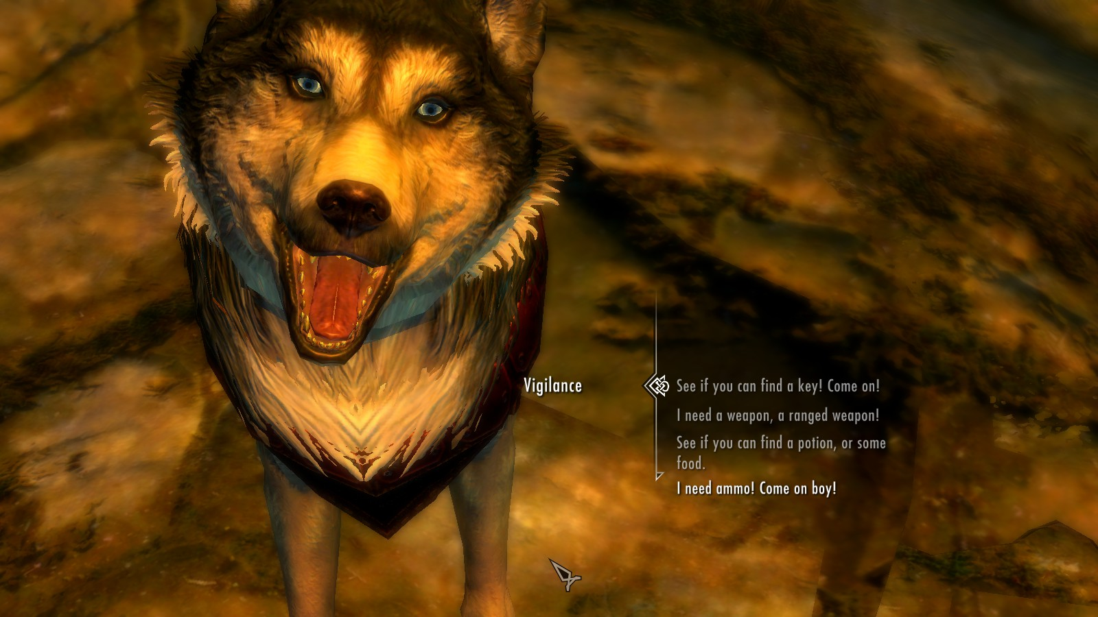 Useful Dogs at Skyrim Special Edition Nexus - Mods and Community