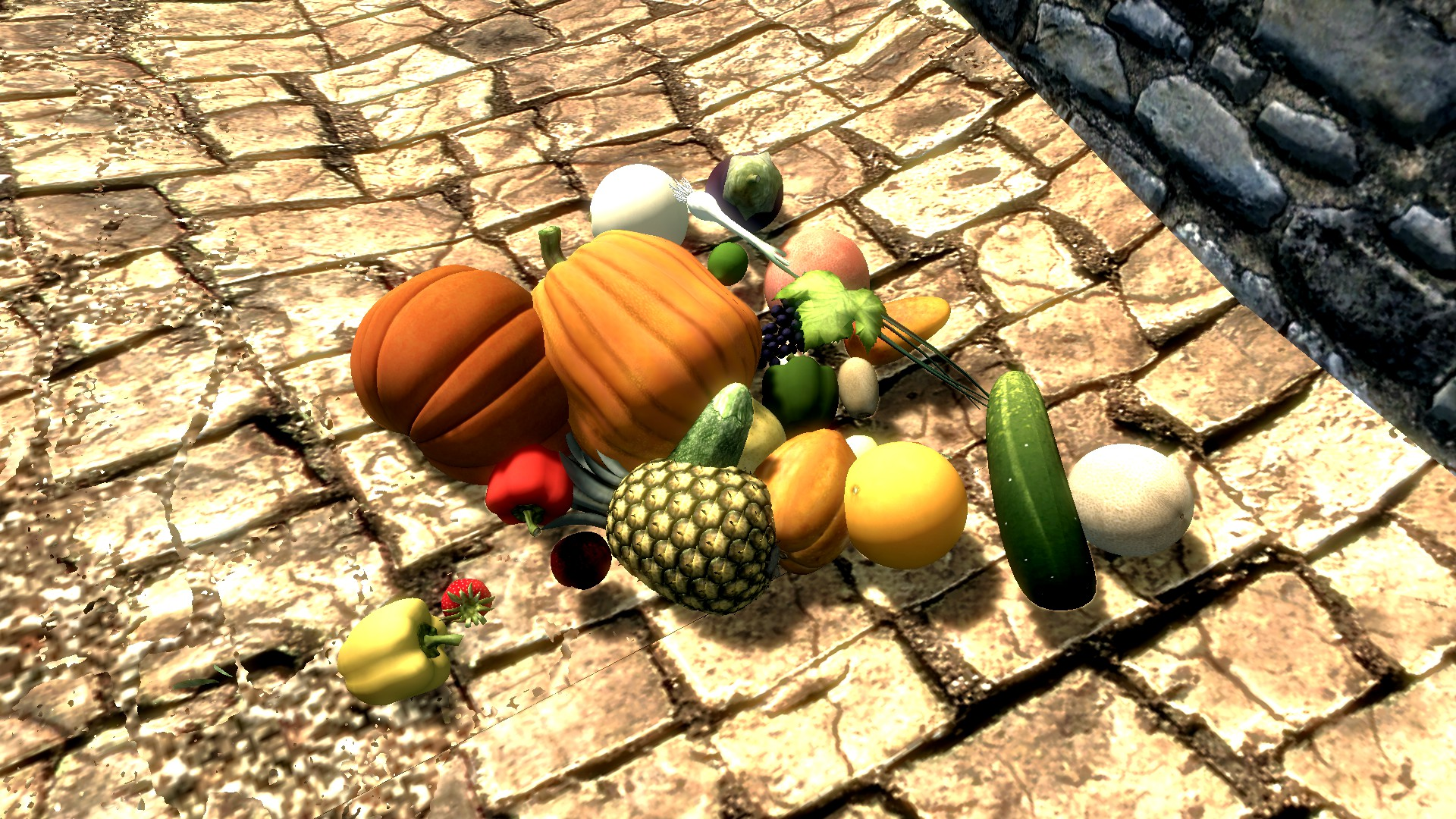 google u0027s new fruits and vegetables at skyrim special edition nexus