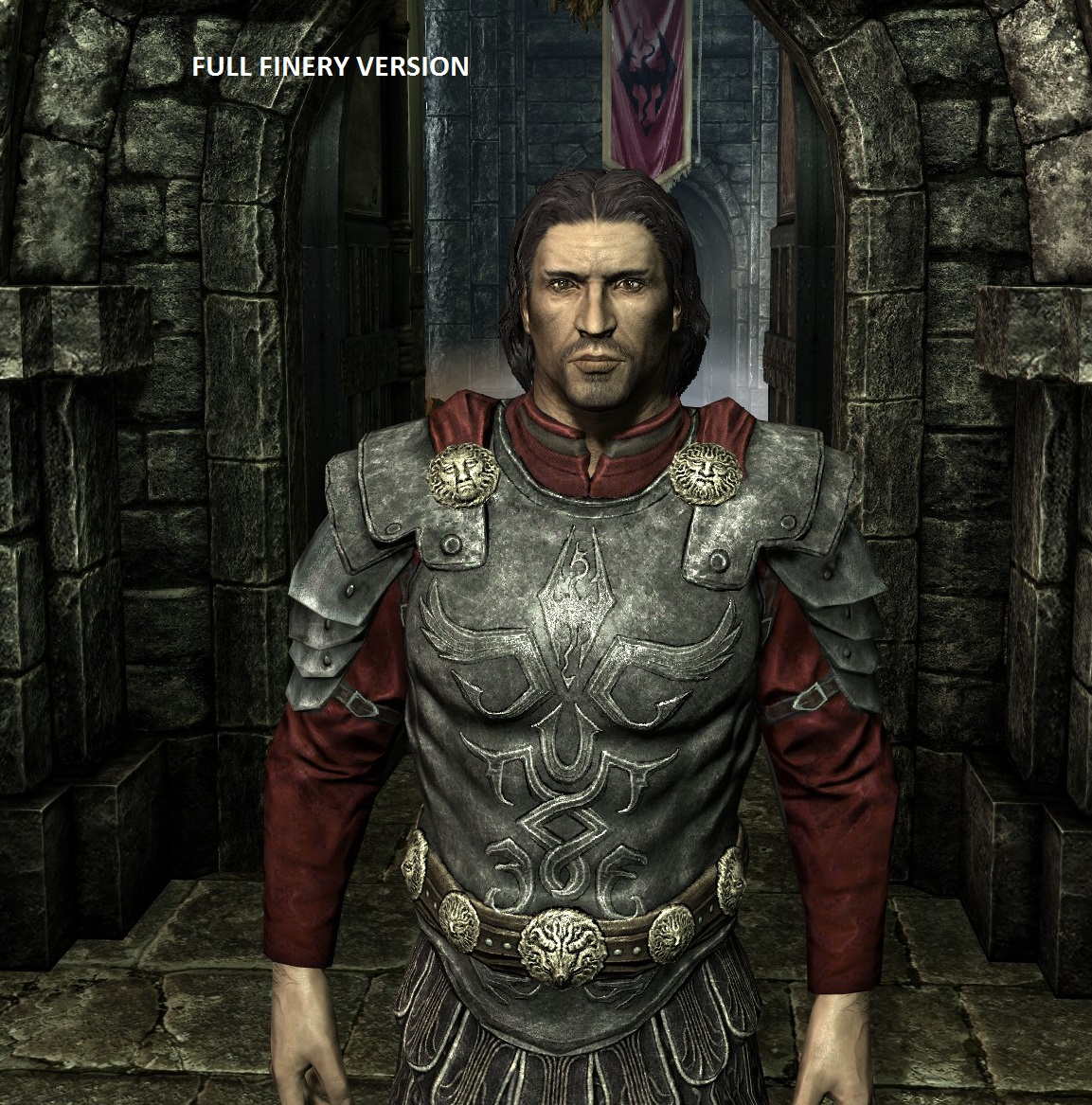 An Imperial Armor Mod At Skyrim Special