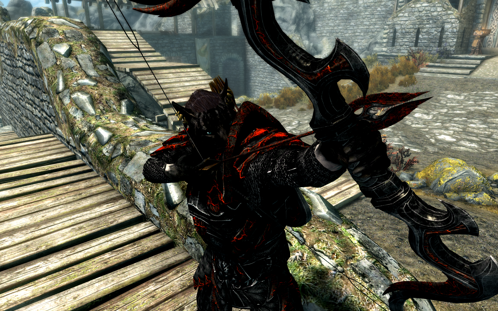 Skyrim Special Edition Craft Unique Weapons And Armour Mod