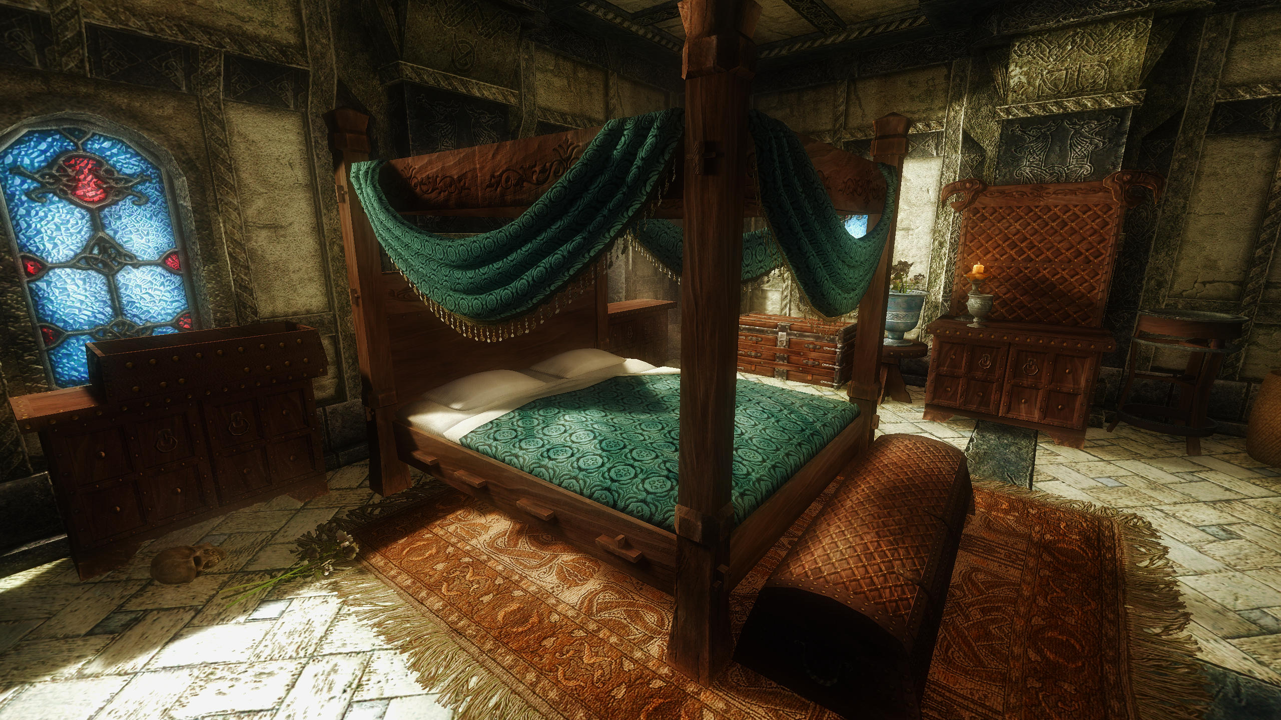 Snazzy Furniture And Clutter Overhaul (SFCO) At Skyrim Special Edition Nexus    Mods And Community