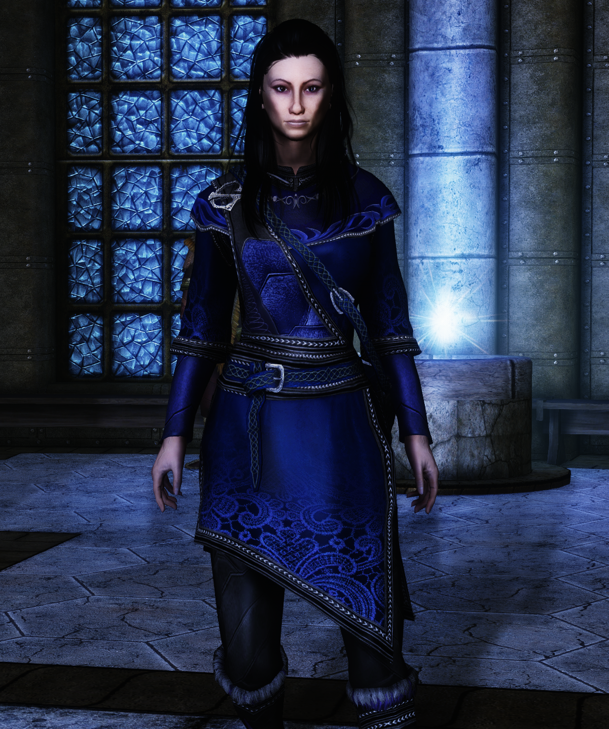 Opulent Outfits - Mage Robes of Winterhold 6-SSE at Skyrim