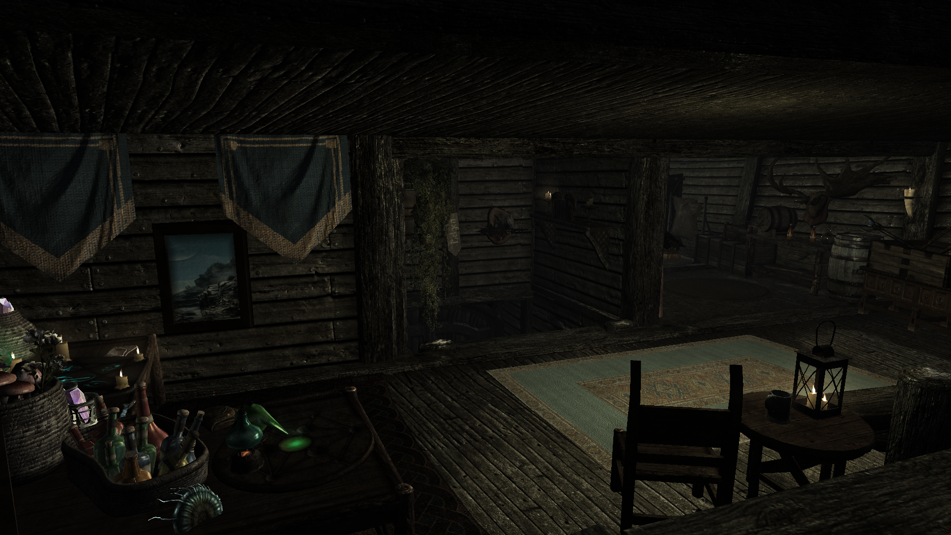Shimmering Eel Player Home at Skyrim Special Edition Nexus - Mods