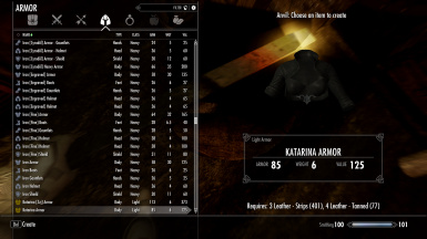 Armor Sorting w Mod support v9