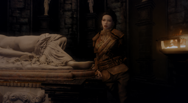 Kariath The Thief - Another Traveler Companion at Skyrim Special