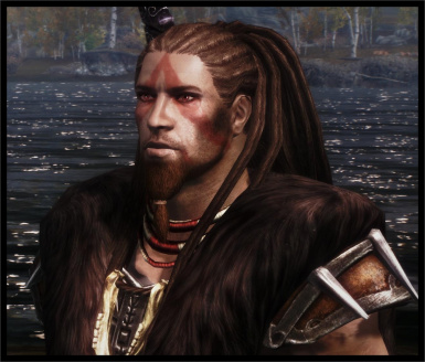 Long Male dreads will be in the next version of the mod