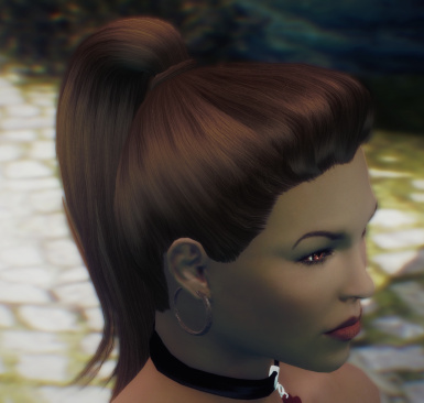 Nouk Ponytail Out of Fashion coming next update