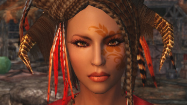 Forsworn braids red feathers coming next update