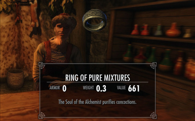 Ring of Pure Mixtures Improved