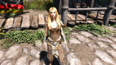 Babes of Skyrim SE by DarOne45 German Translation