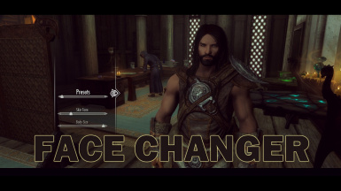 Face Changer - ShowRaceMenu Spell at Skyrim Special Edition