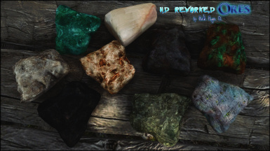 HDReworked Ores 00