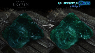 HDReworked Ores 06