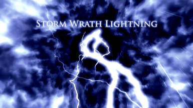 Storm Wrath Lightning - SSE