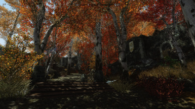 The_Autumn_in_Whiterun_Inside_outside_city_walls