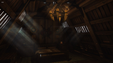 Whiterun home 2nd floor