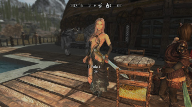 Diin the Ice Mage - A standalone follower mod traduction fr (vost)