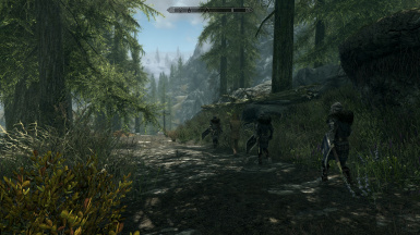 Imperials mean business now - thank you