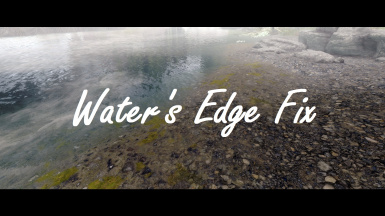 Water's Edge Fix