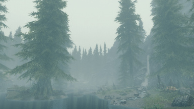 Foggy Weather - Without Fix
