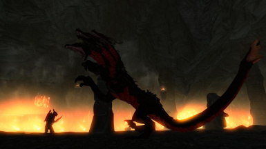 Traduction FR Drakian Hydra- Mihail Monsters and Animals (SSE) (mihail immersive add-ons)