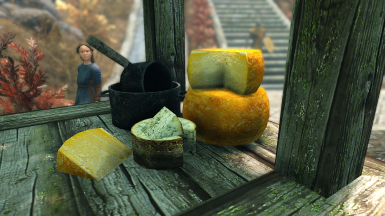 Skyrim Special Edition - Cheese