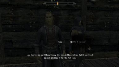 Thalmor Stereotypes