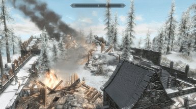Thalmor Embassy Destroyed